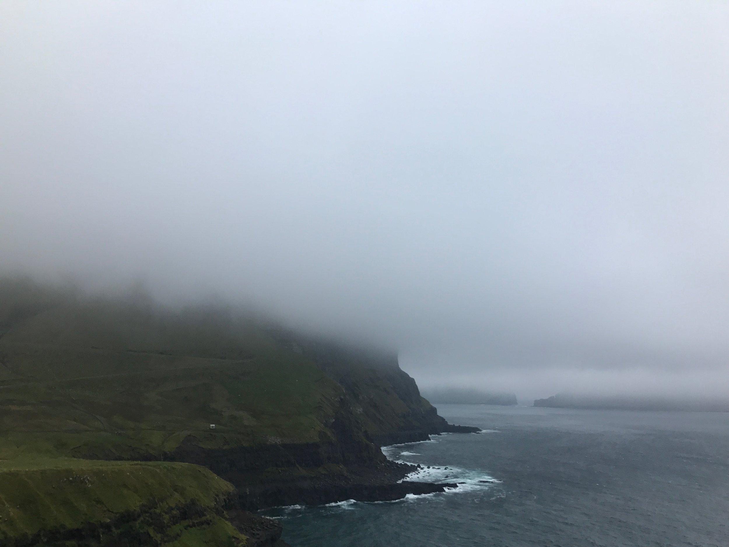 Now, that's a cloud. Faroe Islands - September 2017