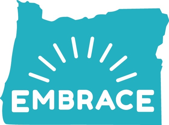 Embrace Oregon connects caring community members with vulnerable children and families in partnership with the Department of Human Services. We are dedicated to the flourishing of every child.