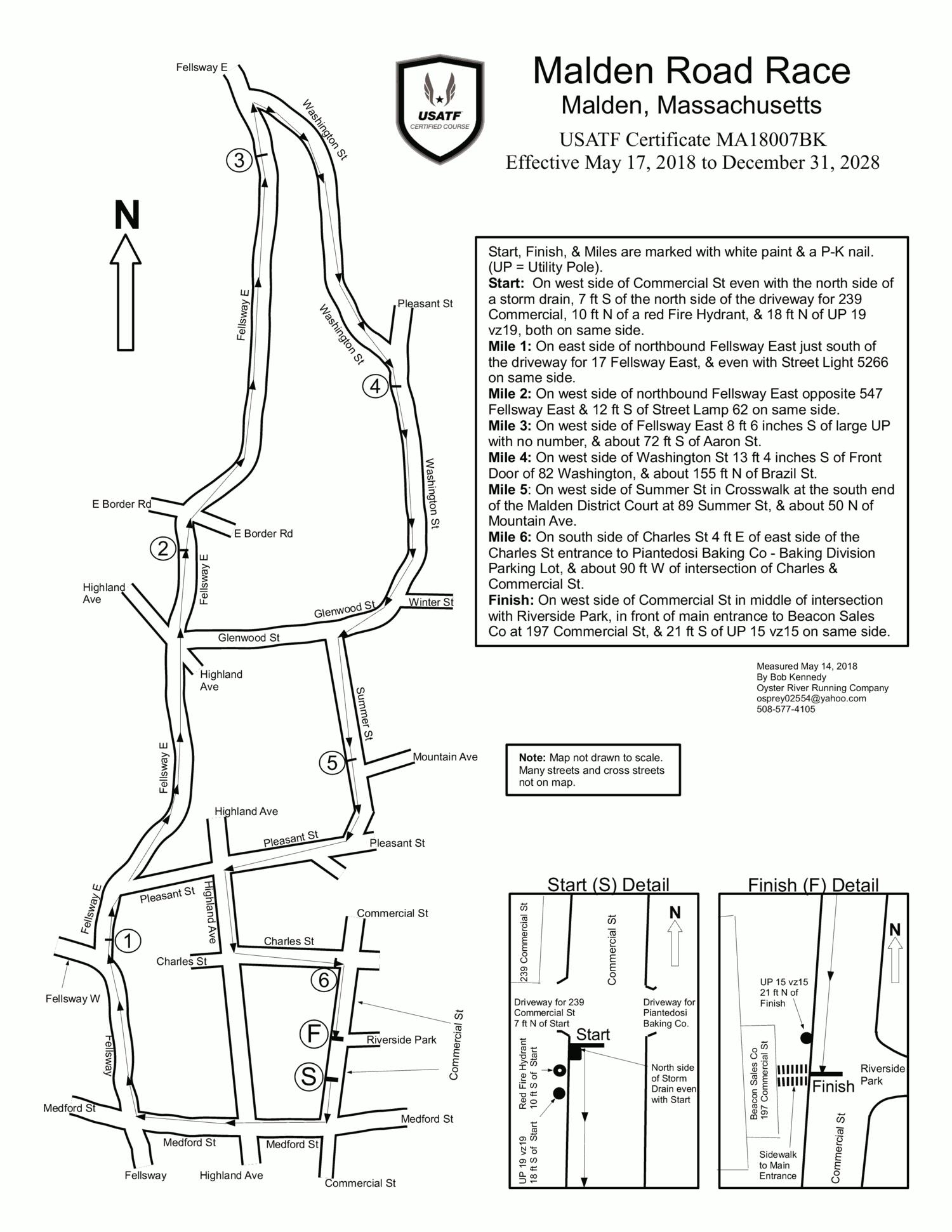 Malden Course Map.png
