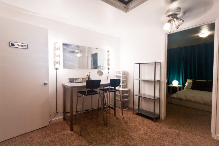 Upper Floor Dressing-Sissification  Room
