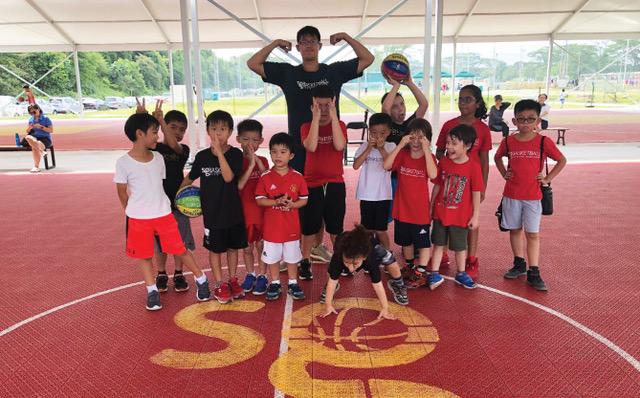SG BASKETBALL ACADEMY @ TURF CITY -