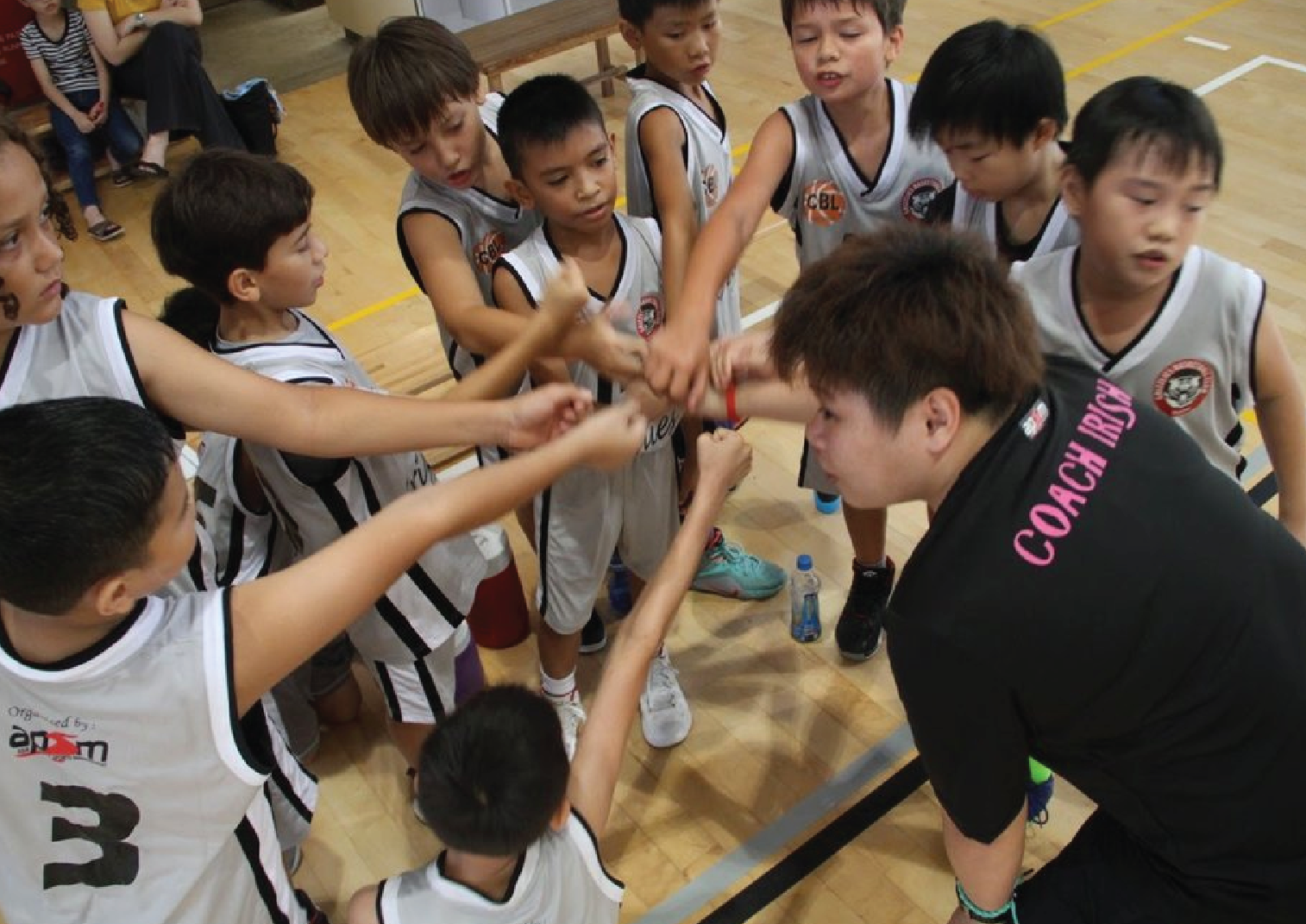 SG Basketball @ CIS Tanjong Katong - Address: 371 Tanjong Katong Rd, S(437128)