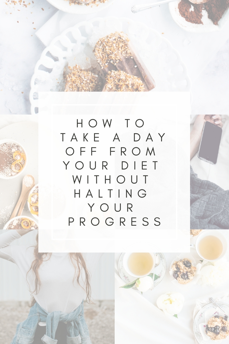How to take the day off from your diet without halting your progress Brisbane Nutritionist Zoe Morosini Click here to read: www.zoemorosini.com/blog/2019/3/12/how-to-take-the-day-off-and-still-lose-weight