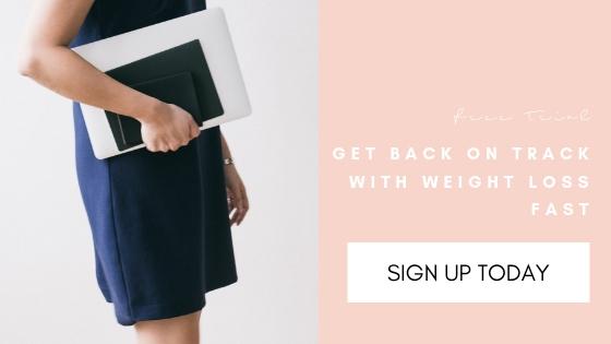 Free Trial HABITS Weight Loss Program | Zoe Morosini Nutrition