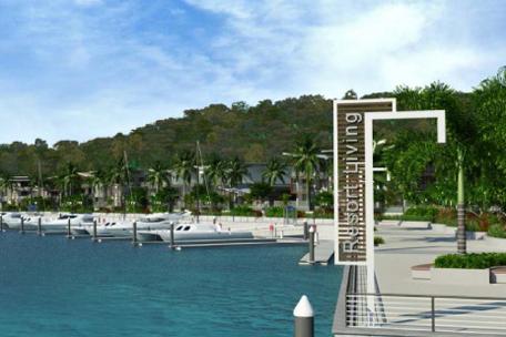 Shute Habour Marina Development (Port Binnli), Qld- $440 million project - Cultural Heritage Management Plan (CHMP) negotiation and community consultation