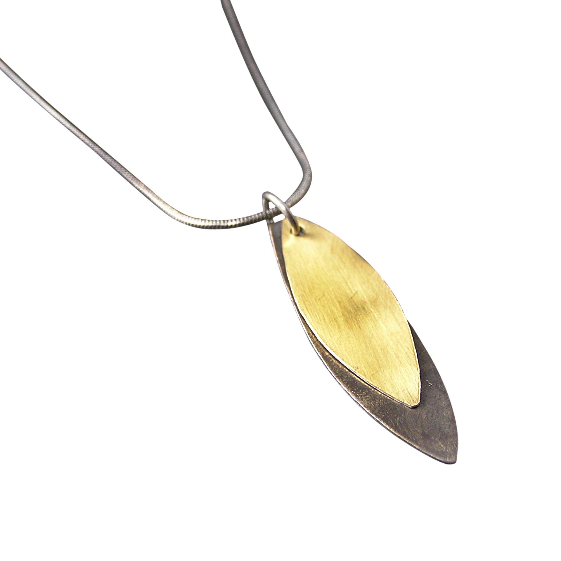 Layered Petal Necklace
