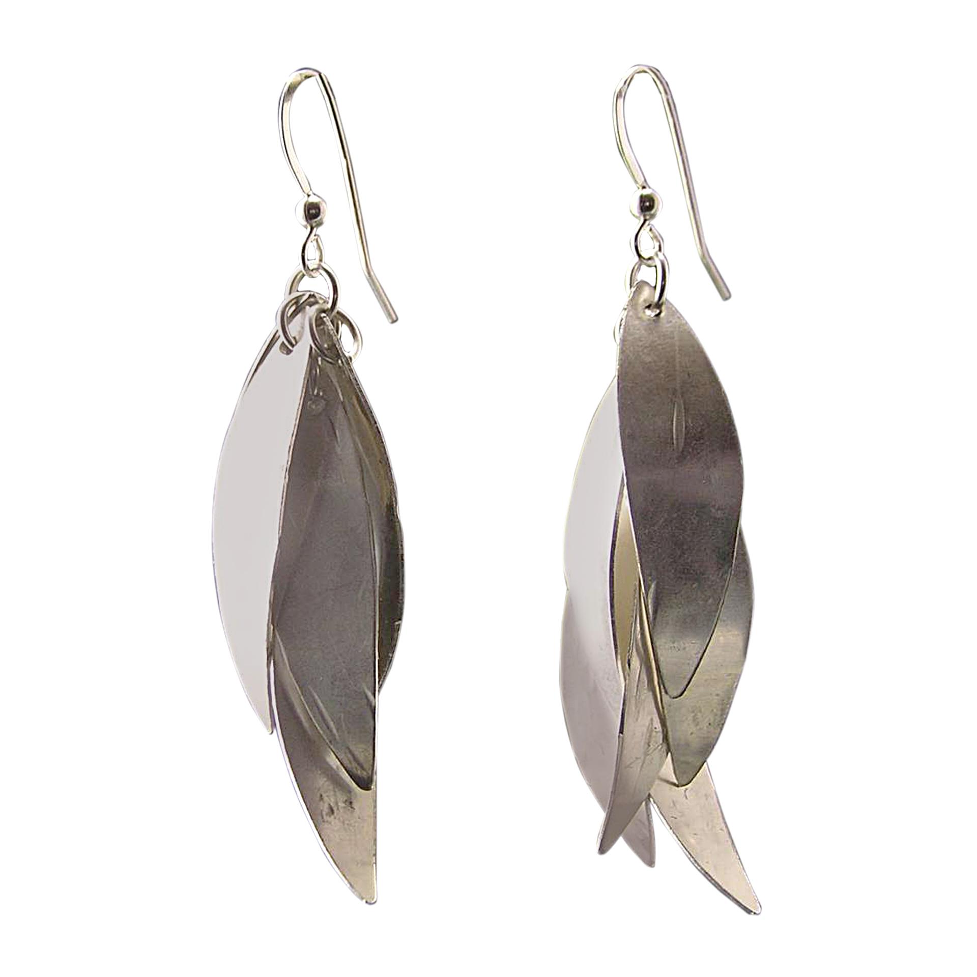 Petal Cluster Earrings