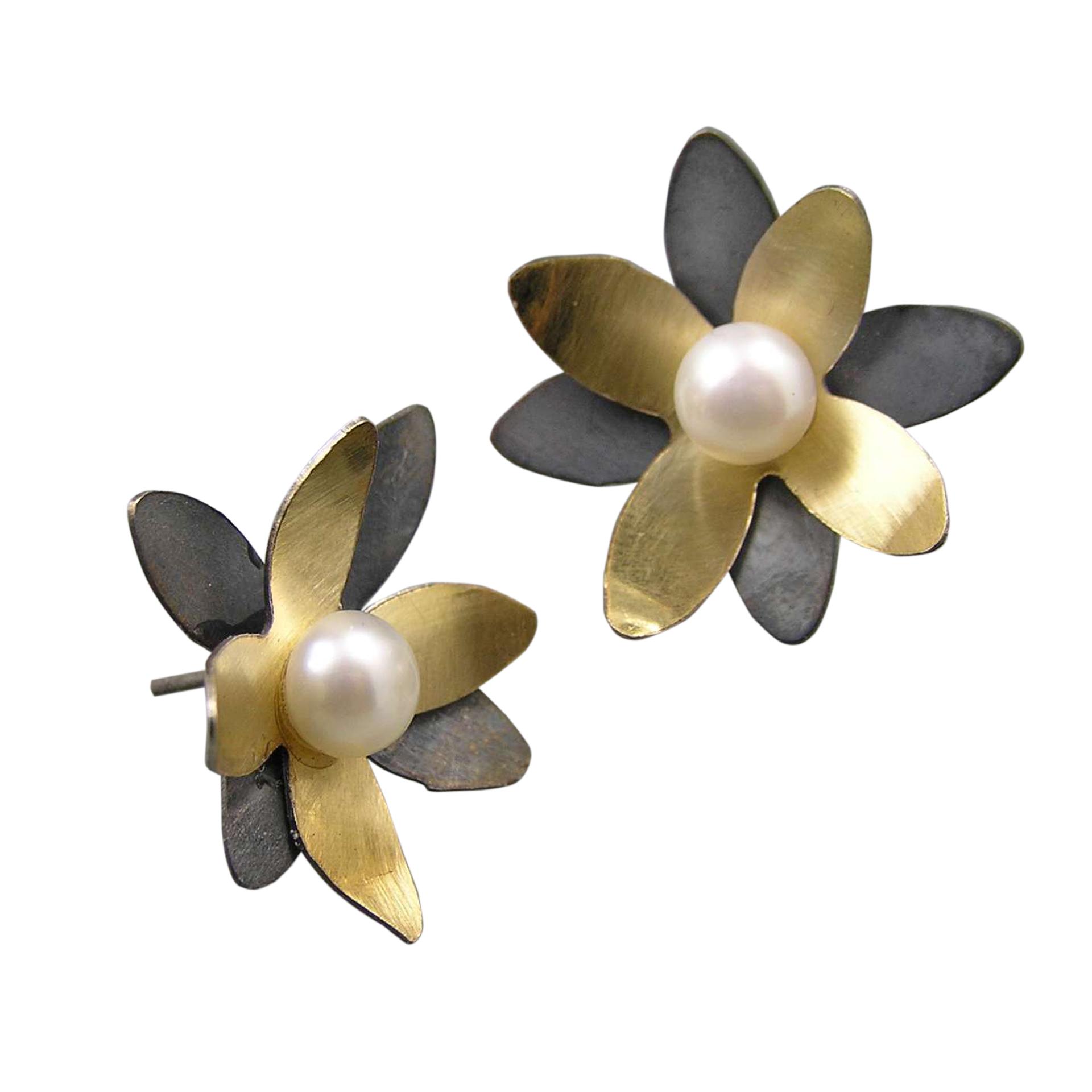 Blossoms Large Stud Earrings