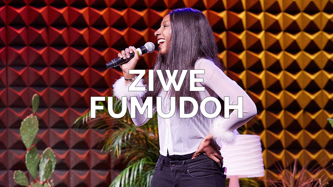 Ziwe Fumdoh- Comedian. Video Unavailable at this Time