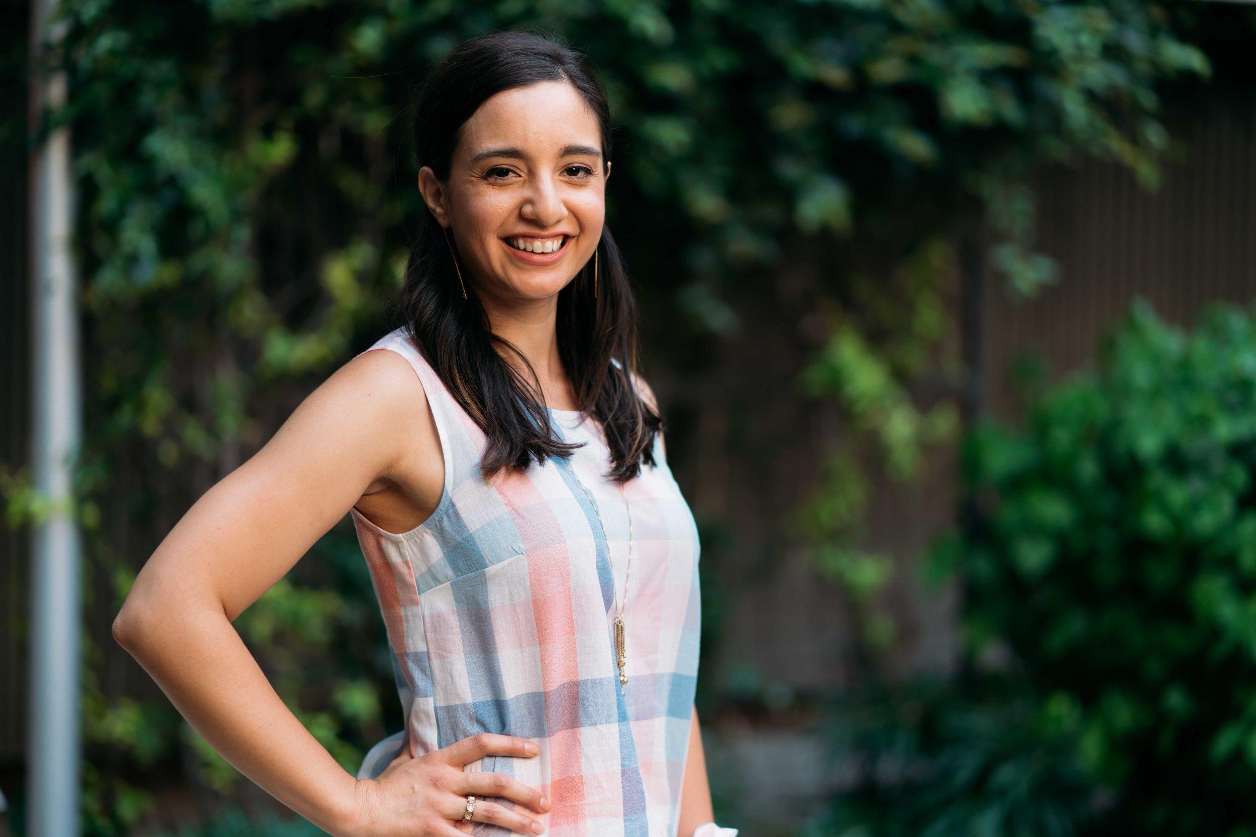 Sarah Carter, Construction & Design Manager + Realtor