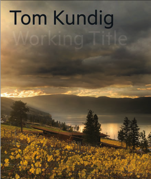 """Tom Kundig   Striking, innovative, and dramatically sited, the twenty-nine projects in  Tom Kundig: Working Title  reveal the hand of a master of contextually astute, richly detailed architecture. As Kundig's work has increased in scale and variety, in diverse locations from his native Seattle to Hawaii and Rio de Janeiro, it continues to exhibit his signature sensitivity to material and locale and to feature his fascinating kinetic """"gizmos."""" Projects range from inviting homes that integrate nature to large-scale commercial and public buildings: wineries, high-performance mixed-use skyscrapers, a Visitor Center for Tillamook Creamery, the Burke Museum of Natural History and Culture, and the Wagner Education Center of the Center for Wooden Boats, among others. Tom Kundig: Working Title includes lush photography, sketches, and a dialogue between Tom Kundig and Michael Chaiken, curator of the Kundig-designed Bob Dylan Archive at the Helmerich Center for American Research."""