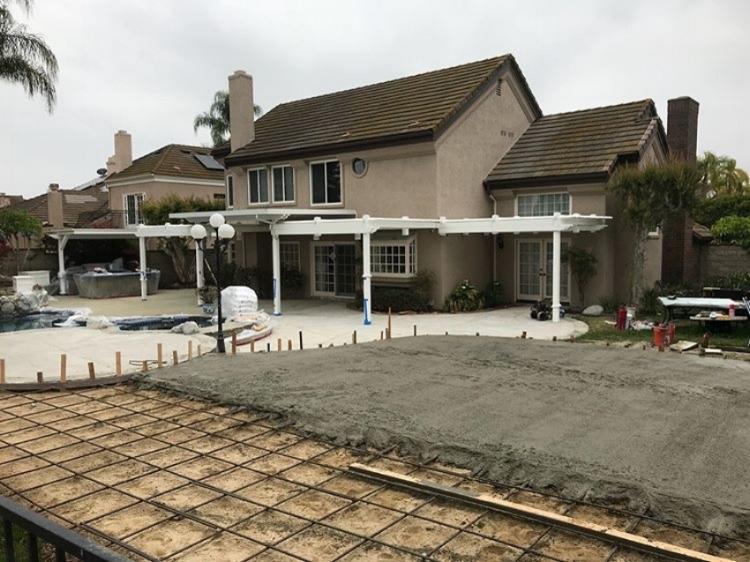 Laguna Hills, CA - Residential Flatwork