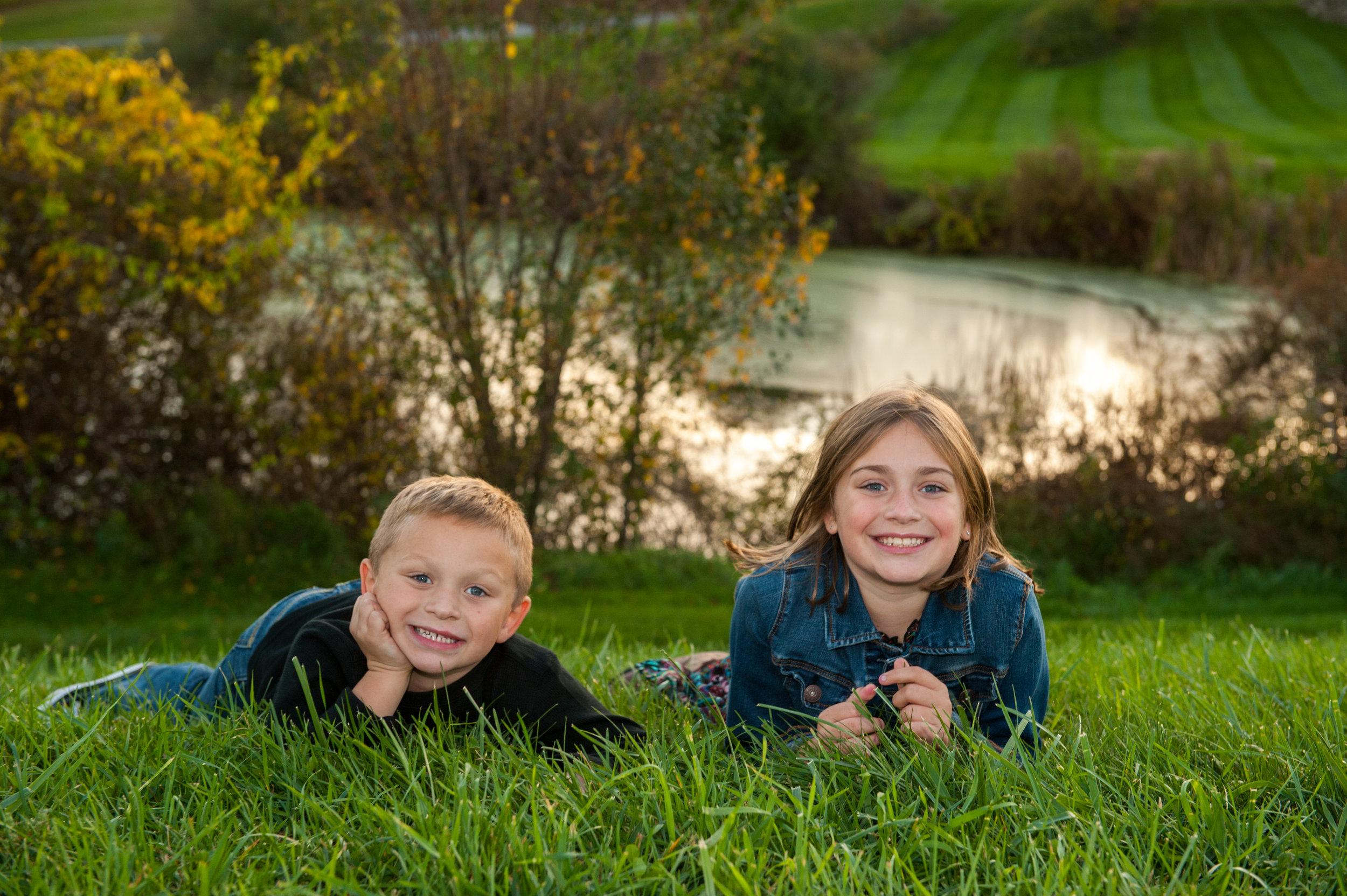 child portraits -