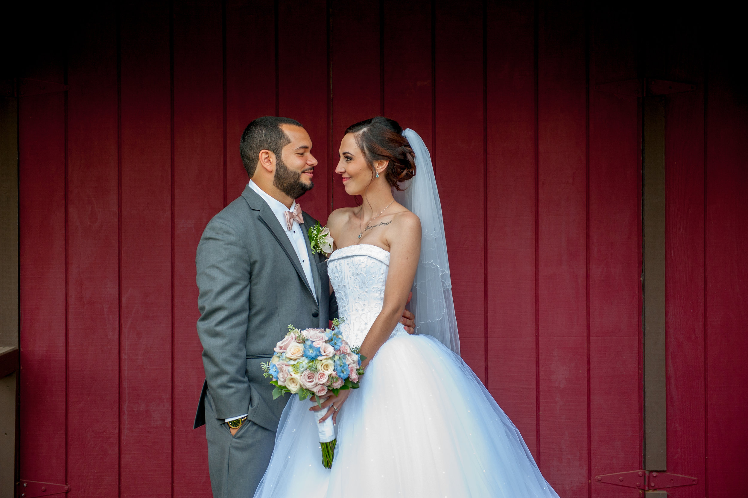 wedding portraits -