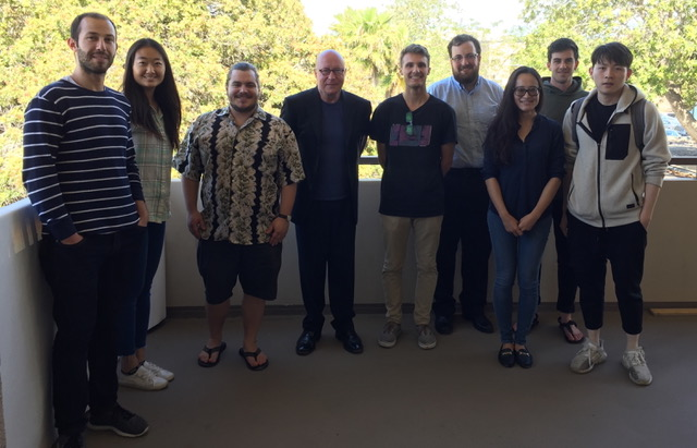Copy of Modular synthesis class, UCSB, June 2018, Santa Barbara, California