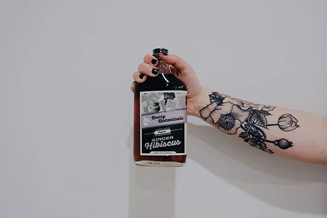 I like a good cocktail, and @boozybotanicals makes it easier than ever. I use this bebe to make spiced manhattans on the regular. Drink up, boozy bitches! . . . . . #dranks #drank #cocktail #whiskey #boozybotanicals #booze #boozybitch #girlswholikewhiskey #bourbon #girlswholikebourbon #itsfiveoclocksomewhere #kc #kcmo #kansascity #kansaseaty #eatdrinkkc #drinkkc #letsdrink #cheers #igkansascity #igfoodie #mixology #cocktailporn