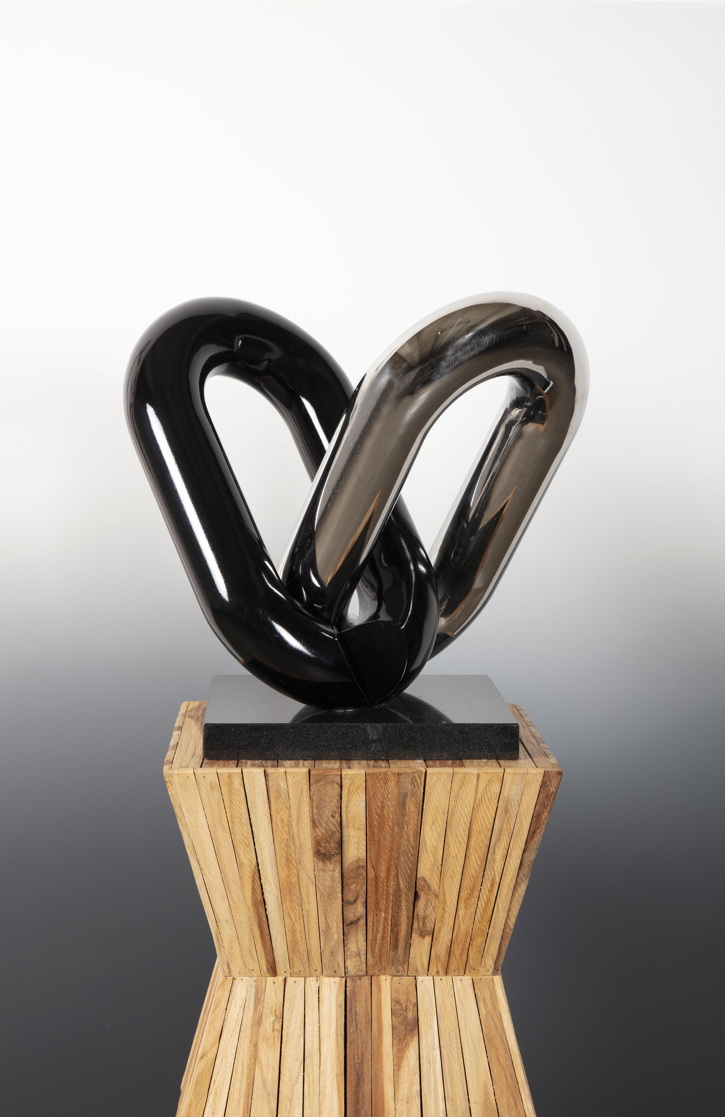 Love Reflection Sculpture