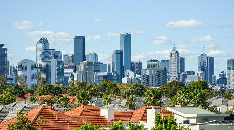Melbourne CBD Skyline.jpg