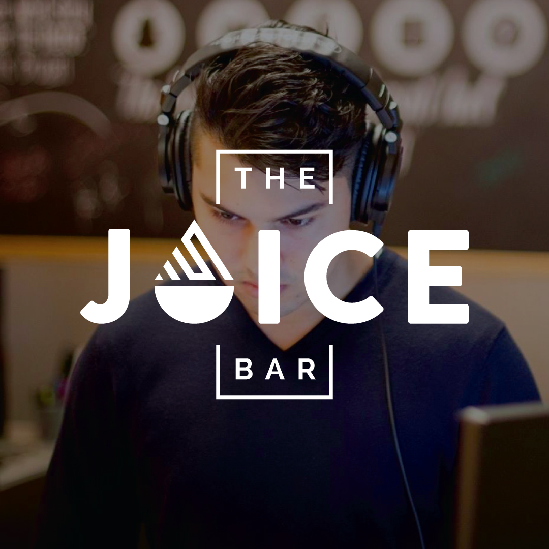 The Juice Bar (Ep. 5):Edwin Guembes - In this episode, we sit down with Edwin Guembes, a web content specialist, media manager, and branding expert.