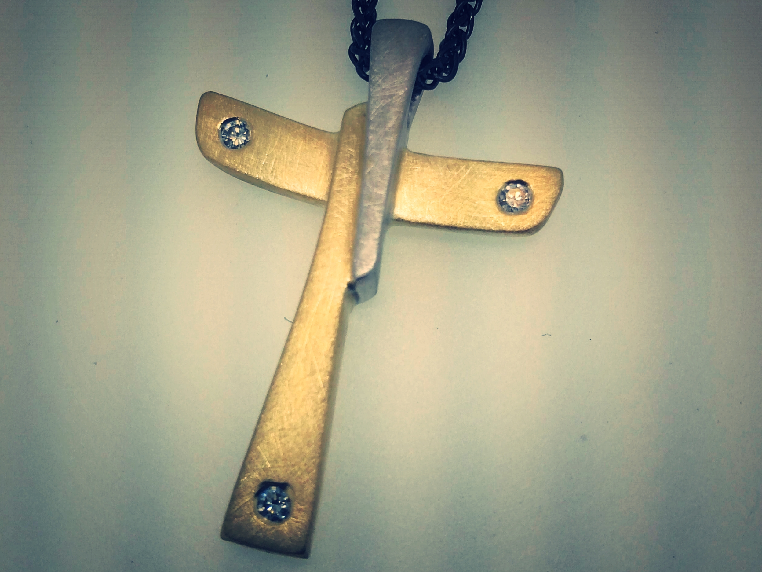 Transformed - I never thought I'd wear any jewelry again. However, what Grace offered to make for me...