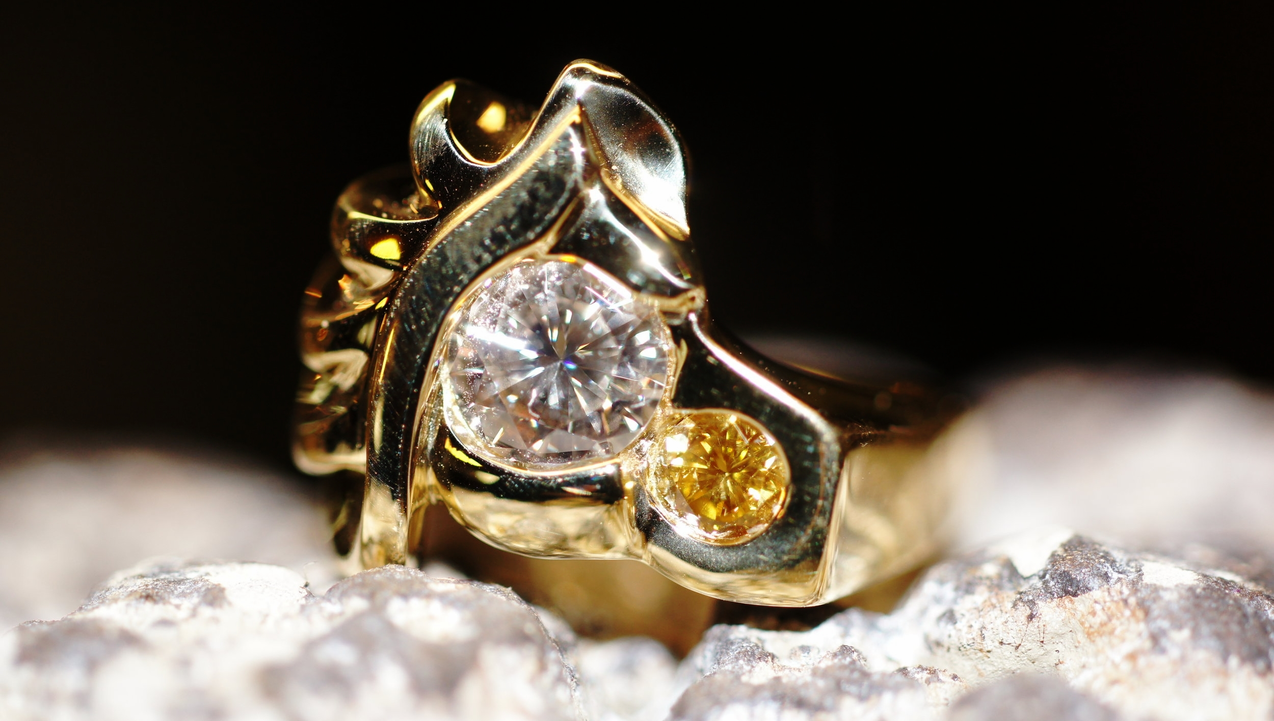 Stallion Fire - It's Clear grace wants to create spiritually Meaningful jewelry For People...