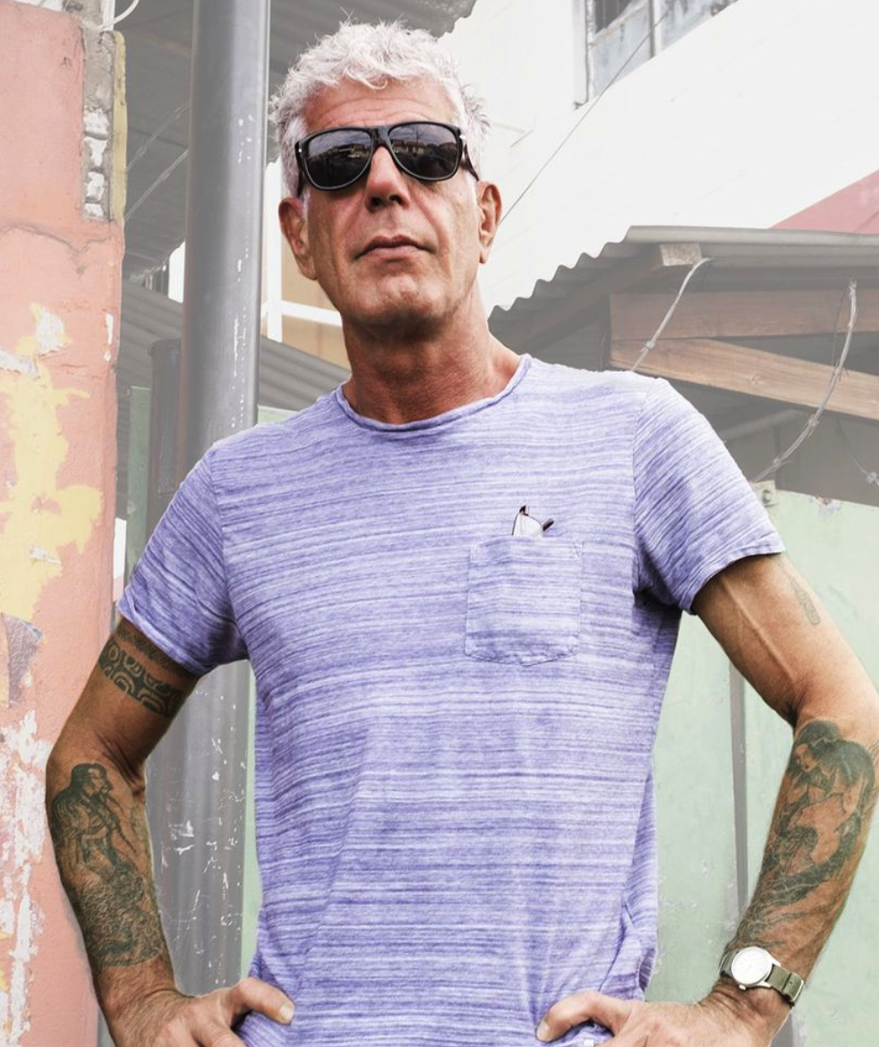 Anthony Bourdain Asked Us to Have a Greater Sense of Obligation—to Trauma, to Triumph, and to Food - ESQUIRE