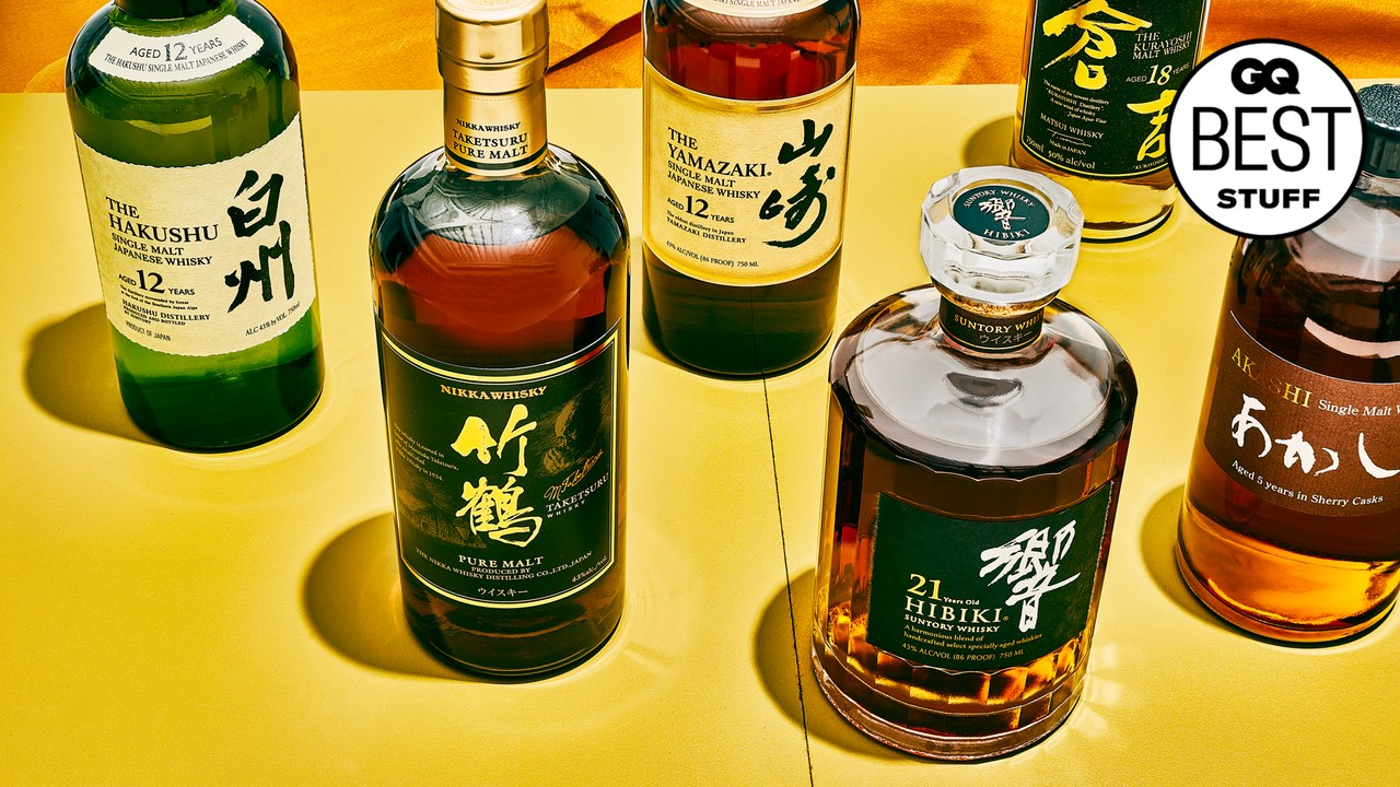 The Best Japanese Whisky: A Guide for the Thirsty and Curious - GQ