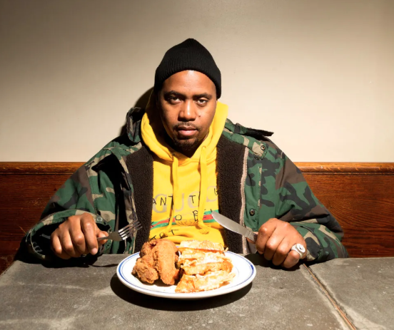 Nas Returns to His Roots with Sweet Chick - PAPER