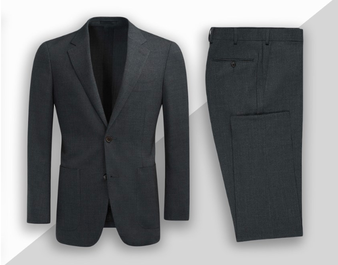 The No-Wrinkle Italian Wool Suit You Can Wear Straight Out of Your Suitcase - CONDE NAST TRAVELER
