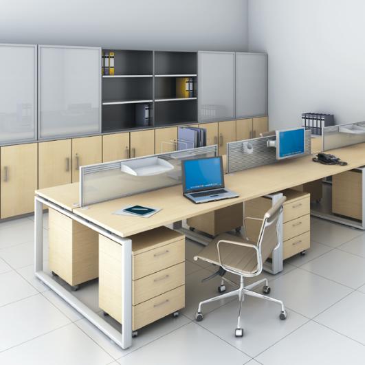 UPlan Desking Systems