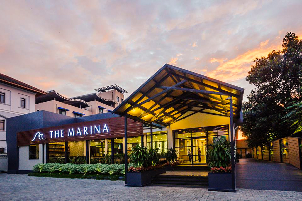 The Marina, Myanmar -