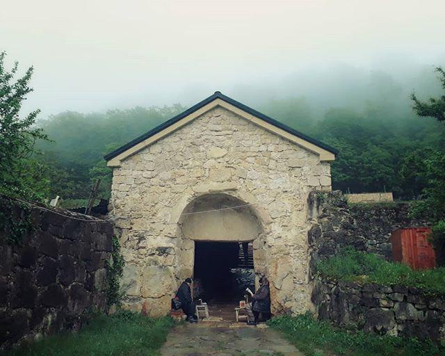 #georgian #monastery #life