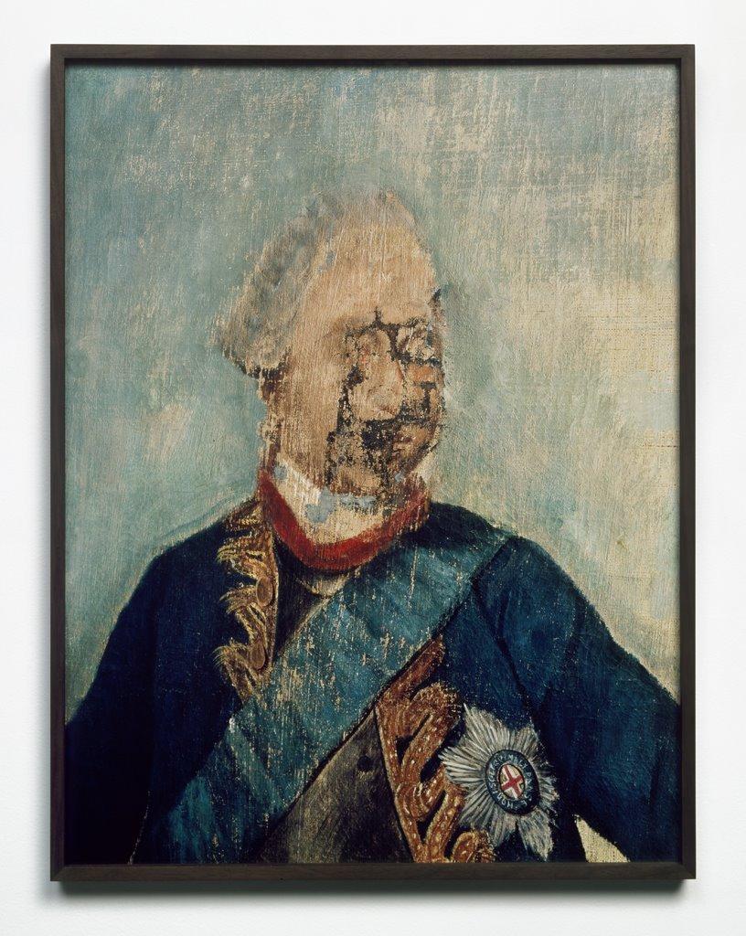 """Jan van Assen """"Willem V"""" / instrument unknown (defaced in 1795)"""