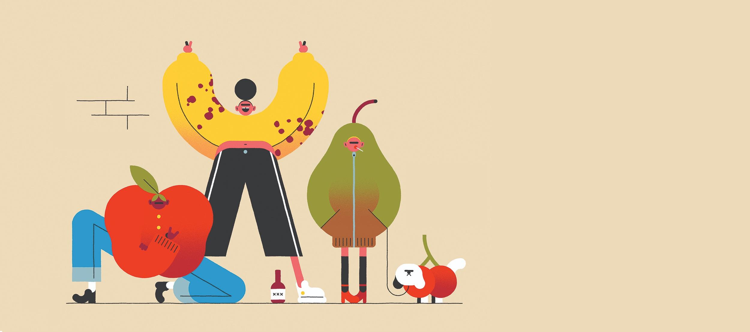Obst & Gemüse - Group showOpening 18/6