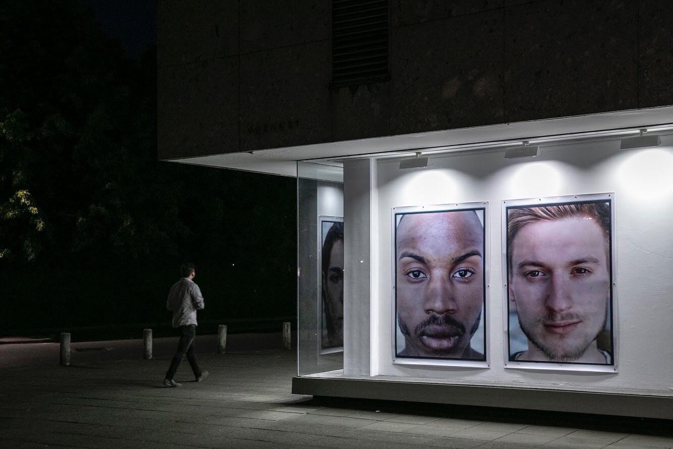Matthias Hamann/Galerie vom Zufall und vom Glück