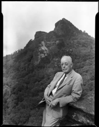 Harlan P. Kelsey, 1944. Hugh Morton Collection, UNC, Chapel Hill.