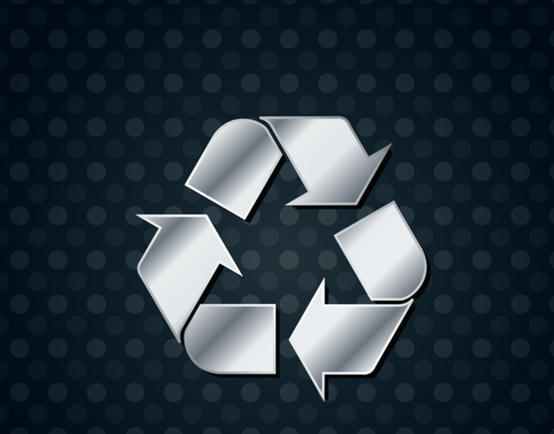 Sustainable  High recycled material content