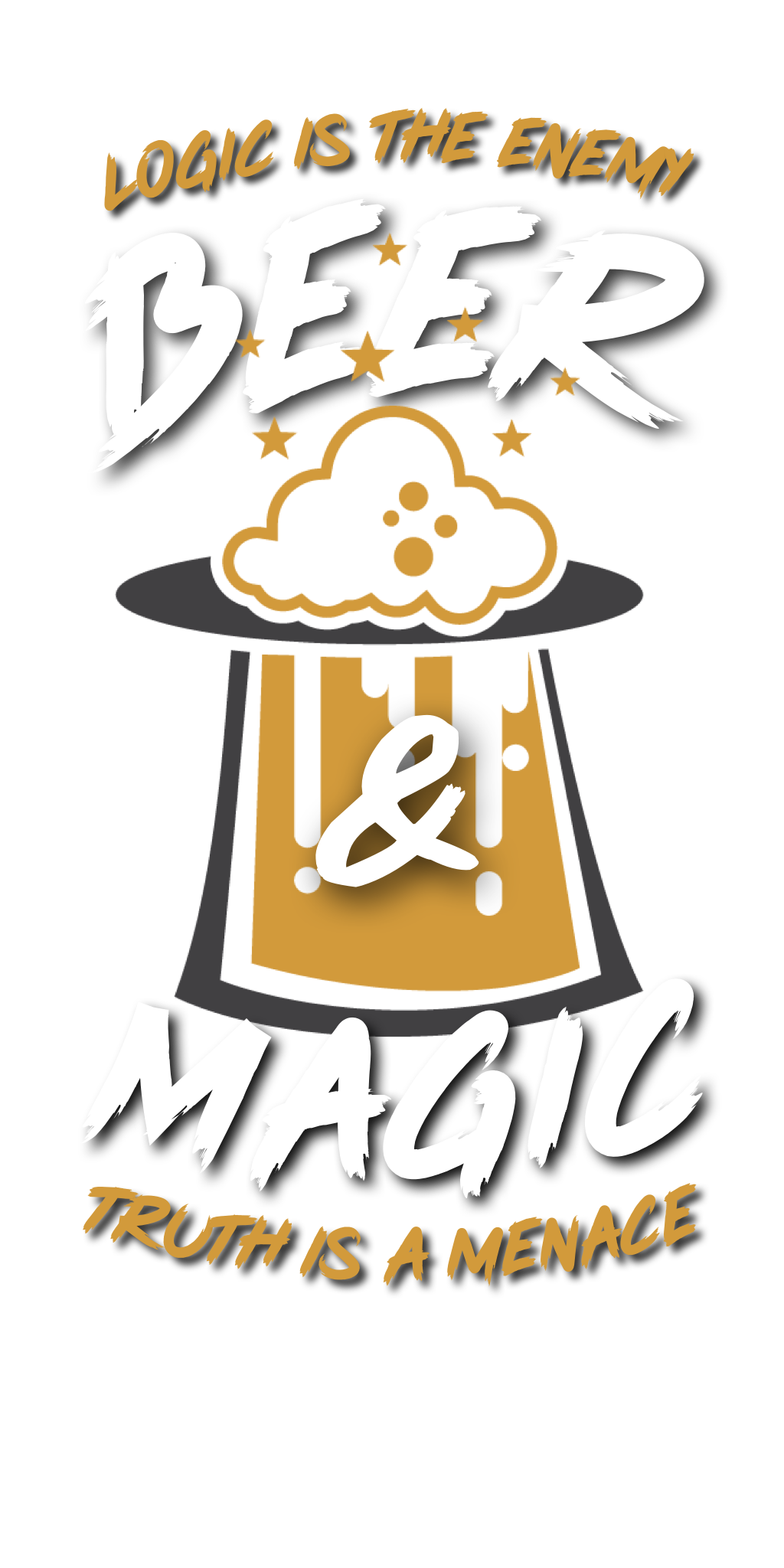 We offer a special experience like no one else. Beer and Magic is a group of award winning Magicians who entertain all over the world. We've been performing at breweries like Golden Road, Angel City, Mt. Lowe, Noble Ale Works, All-American Brew Works and Absolution Brewery to name a few. Close up magic is performed right in front of your eyes and in many cases in your own hands. Magic has never been more popular and we will entertain you in ways you have never experienced and will never forget -