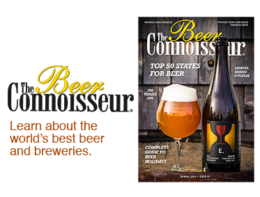Enjoy a 12-month free subscription to The Beer Connoisseur® magazine with the purchase of a ticket. (limit one per account).