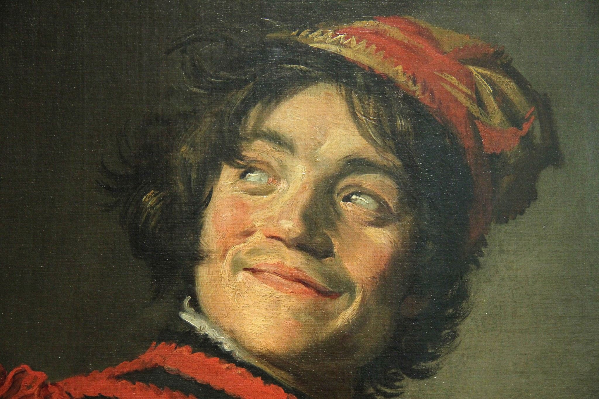 Jester with a Lute by Frans Hals the Elder - Detail.jpg