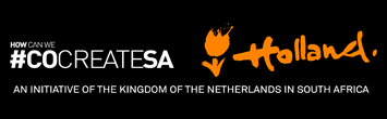 Thanks to the Dutch Embassy for sponsoring this event.