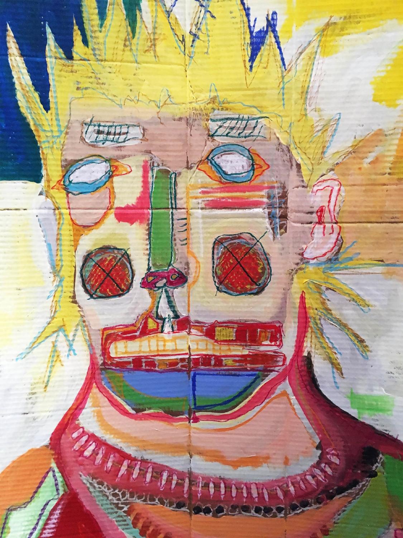 Artists thoughts: Madagascan Ylang Ylang, Work no 3 -