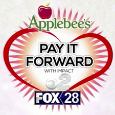 Pay It Forward with Impact CBS2