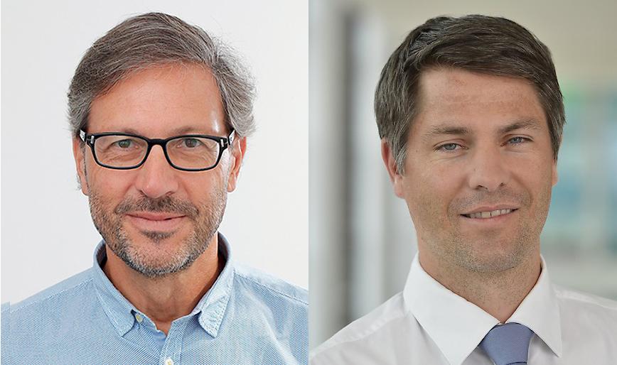 Dr. med. Stephan Plaschy und Dr. med. Matthias Schmied