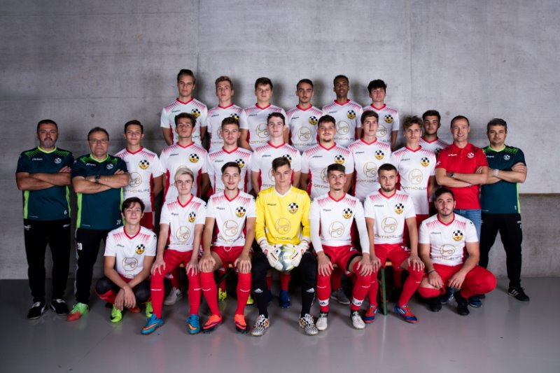 FC Volketswil (Promotion) - Dr. med. Matthias Schmied (Ortho4Life) als Trikotsponsor vom FC Volketswil (Promotion)