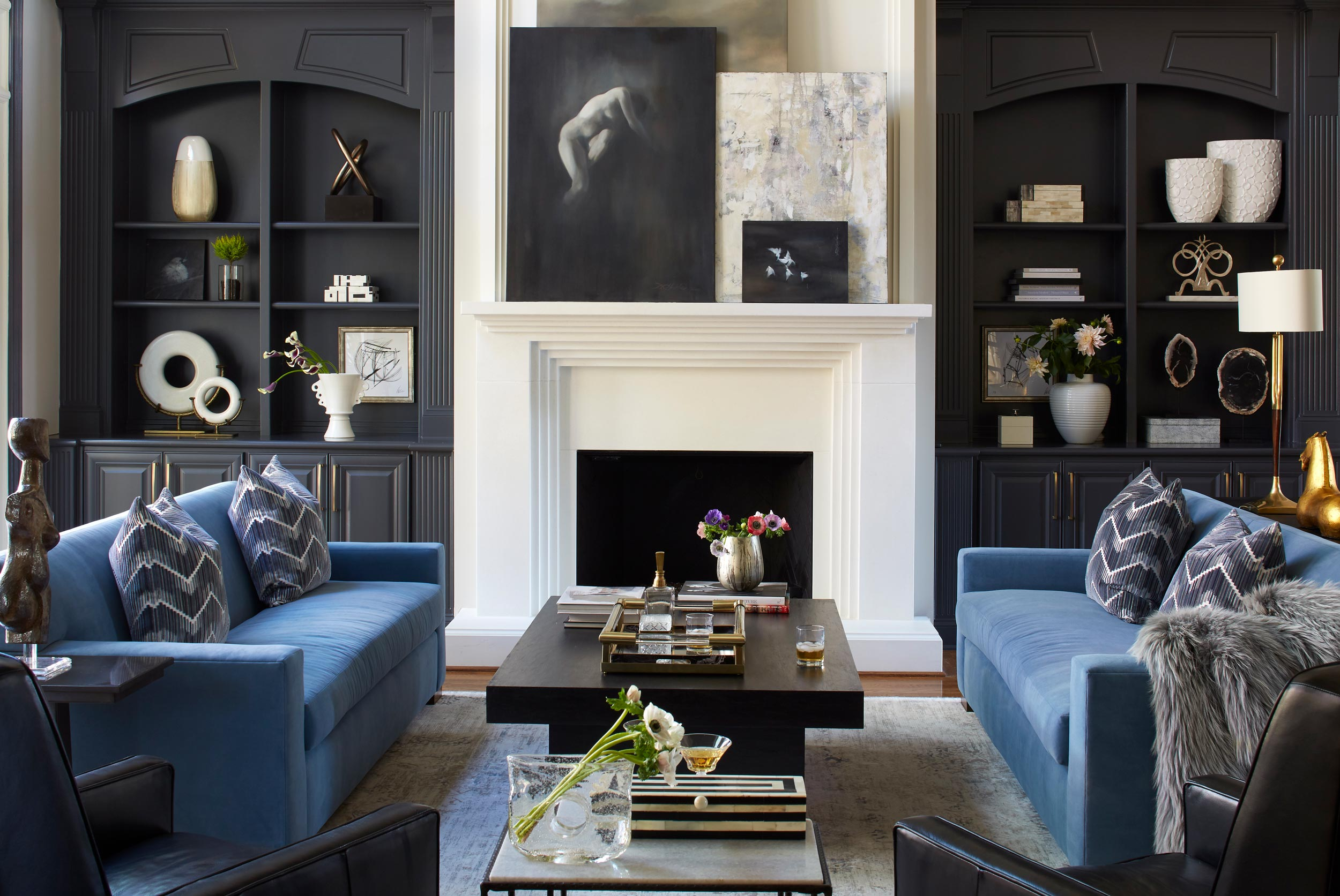 Minhnuyet Hardy Interiors | Luxurious Atlanta Interior Design