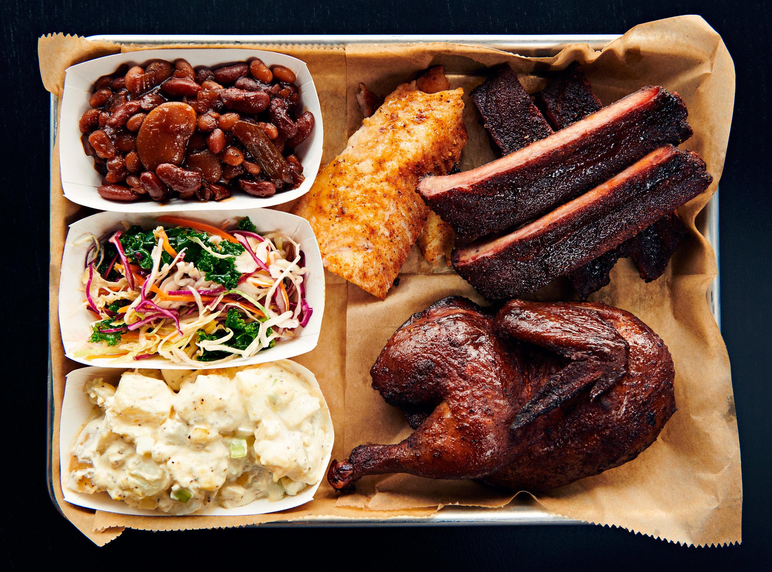 3-Meat Platter