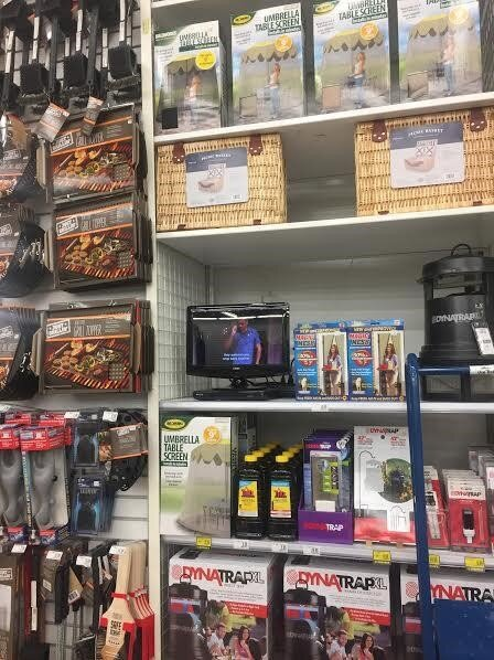 View of store in Providence, courtesy of Susana Oliveros Amaya