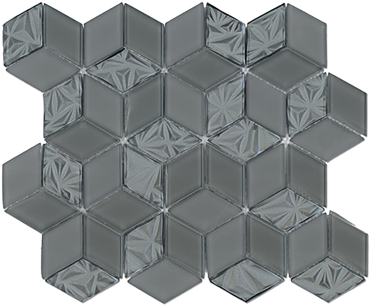 Charcoal Grey  QG.DH.CCG.DIAHEX.GL