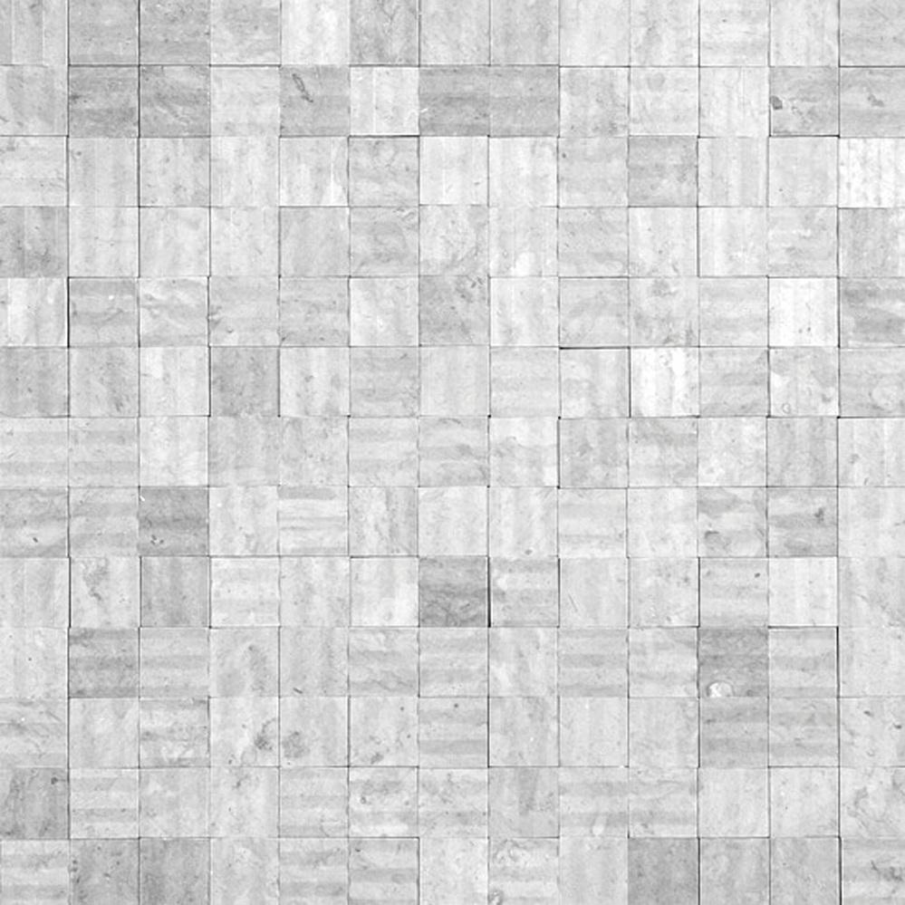 Shaken 3D Mosaic  Honed | GM.SHAKEN.B.CARR.RPW